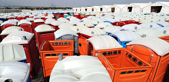 Champion Portable Toilets in Independence,  MO